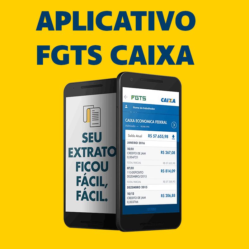 Aplicativo para consultar FGTS