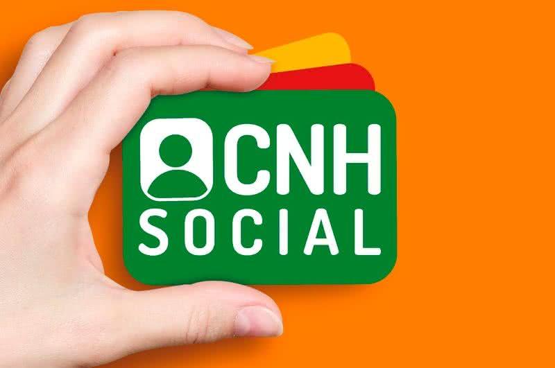 solicitar a CNH gratuitamente